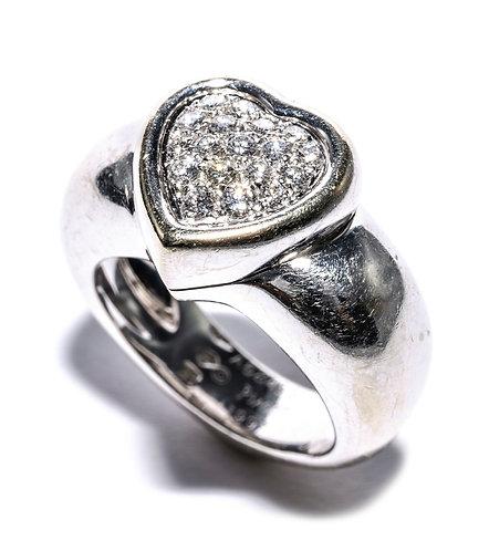 Piaget Herz Ring
