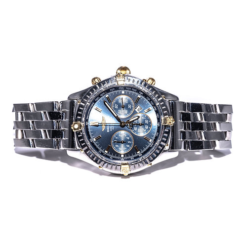 Breitling Shadow Flyback Stahl-Gold