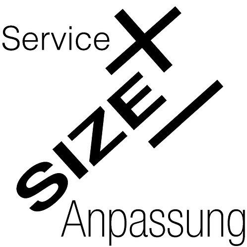Service Option - Ringgrössen Anpassung