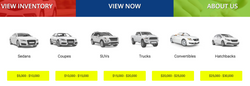 Auto Dealership Website