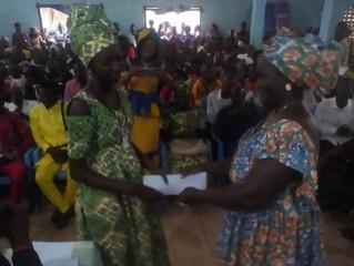Celebrating our Graduates in Bangui, CAR