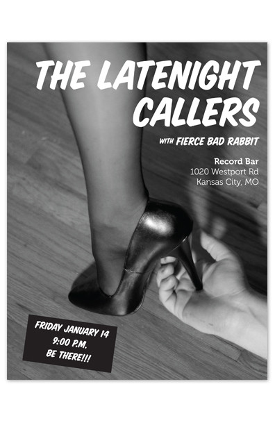 The Latenight Callers at The Record Bar
