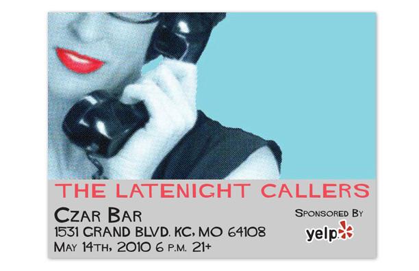 The Latenight Callers - Czar Bar