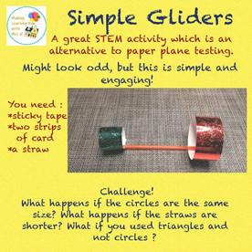 Simple Gliders