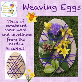 Weaving Eggs