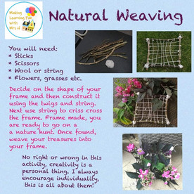 Natural Weaving