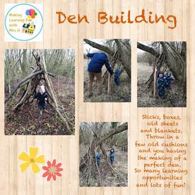 Den Building
