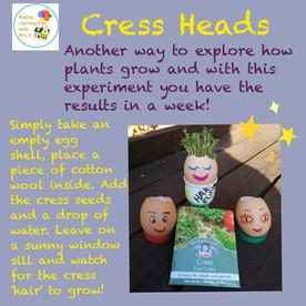 Cress Heads
