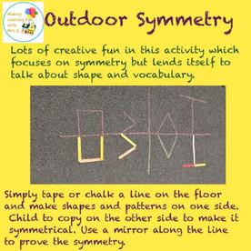 Outdoor Symmetry