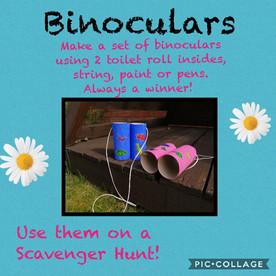 Make your own Binoculars
