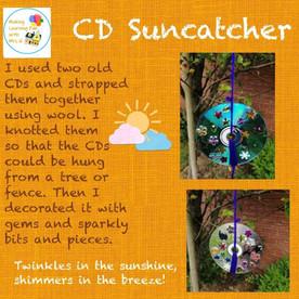 CD Suncatcher