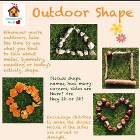 Outdoor Shape