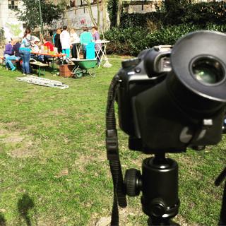 Videoshort stadstuin de Bergen