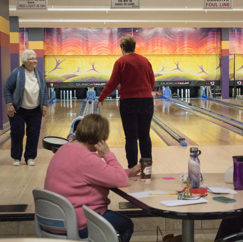 Weekly Bowling