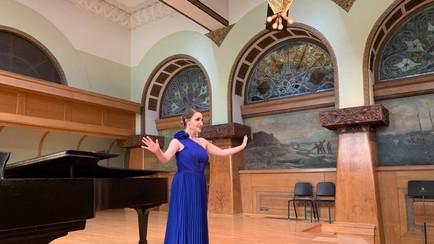 Master's Recital