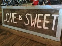 Love is Sweet Rental
