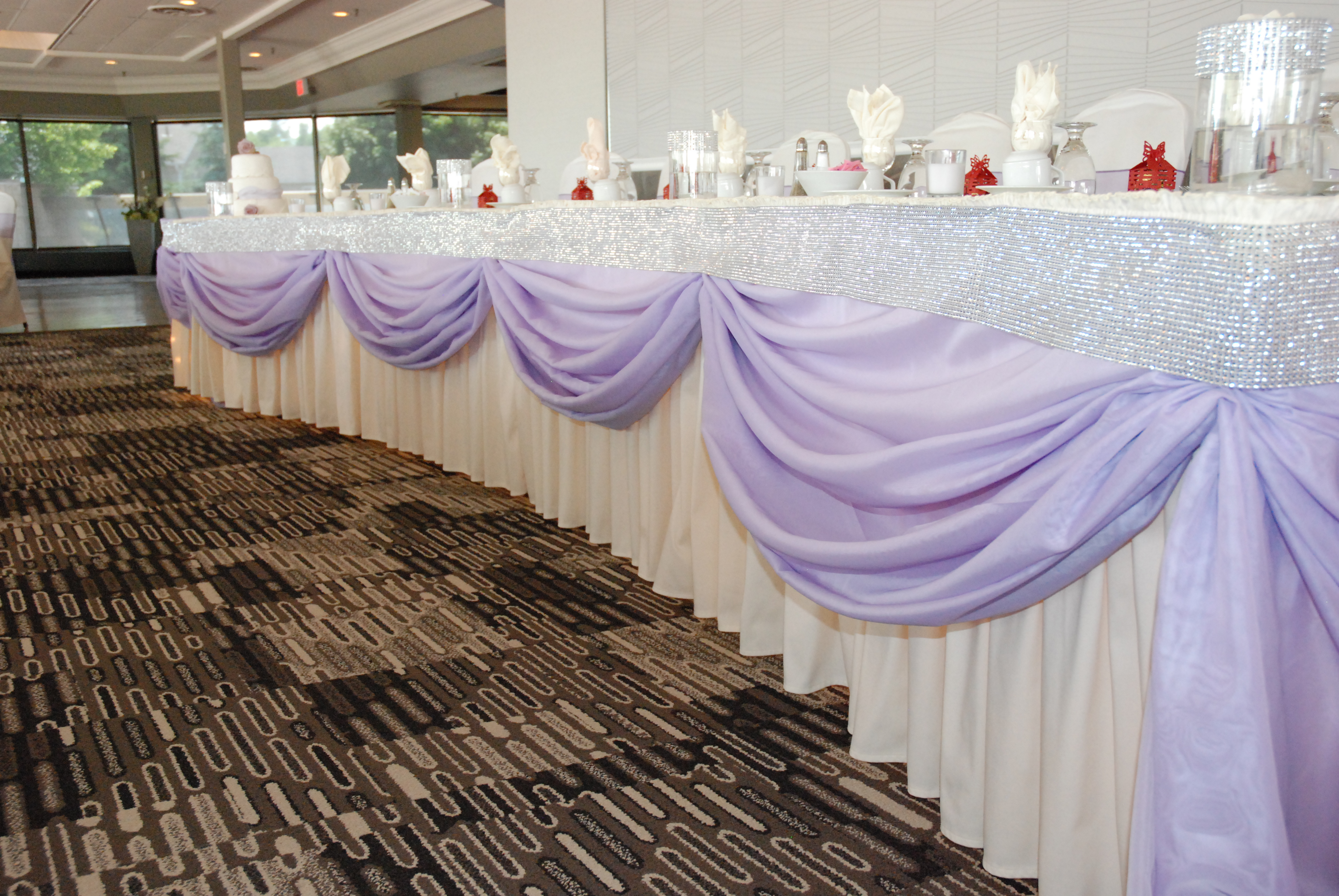 Table Valance