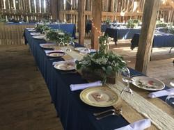 Garden Barn Guest Table