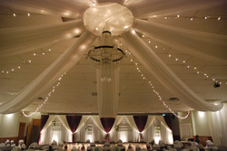Napanee Lion's Hall Ceiling Design