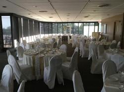 Cat Golf Club reception hall