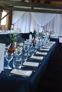 Guest Table Design