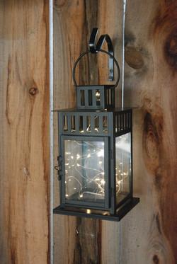 Barn Lantern Wall Hangers