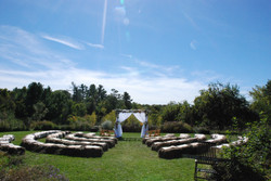 Country Ceremony Archway