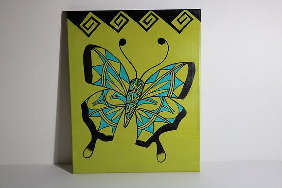 Butterfly by Bird