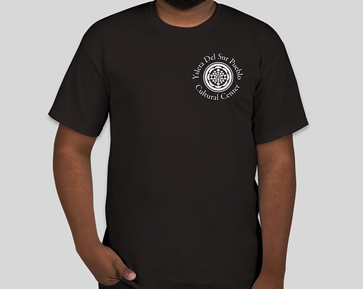 YDSP Cultural Center Logo T-shirt