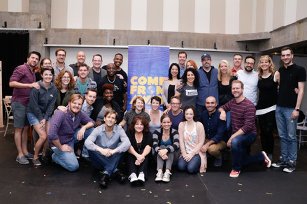Touring Company of Come From Away