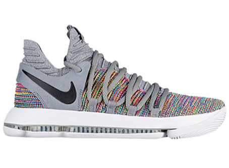 "Nike KD 10 ""Multi-Color"" Releases December 7th"