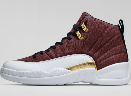 Exclusive Air Jordan 12 this week to celebrate the start of the latest NFL season