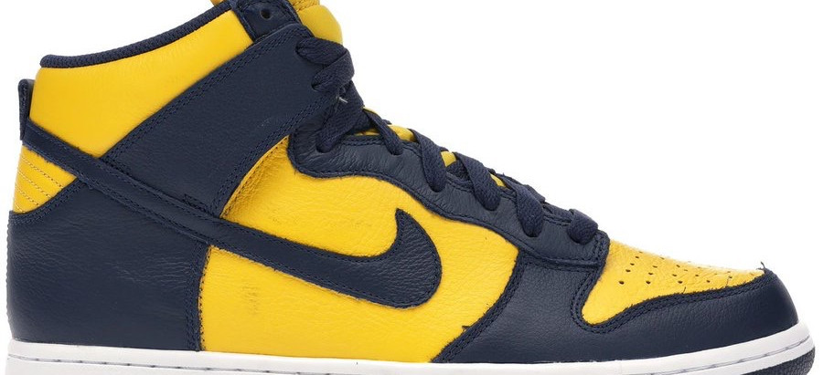 "Nike Dunk High SP ""Michigan"""