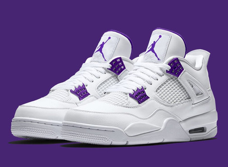 New Air Jordan 4 Colorway on the Way Next year,