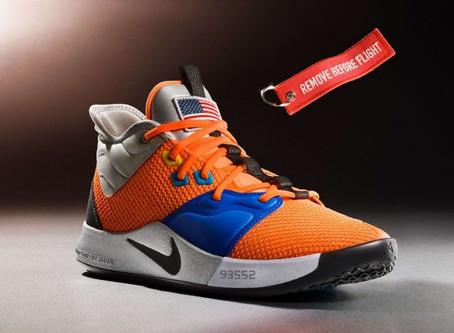 Paul George's NASA-Inspired Nike PG3