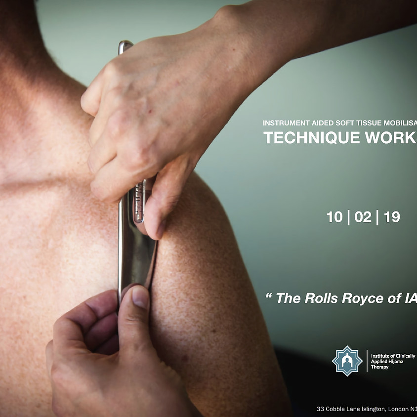 1 Day Advanced IASTM Tools Practitioner Workshop – Instrument Aided Soft Tissue Mobilisation
