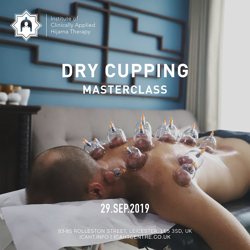 DRY CUPPING MASTERCLASS