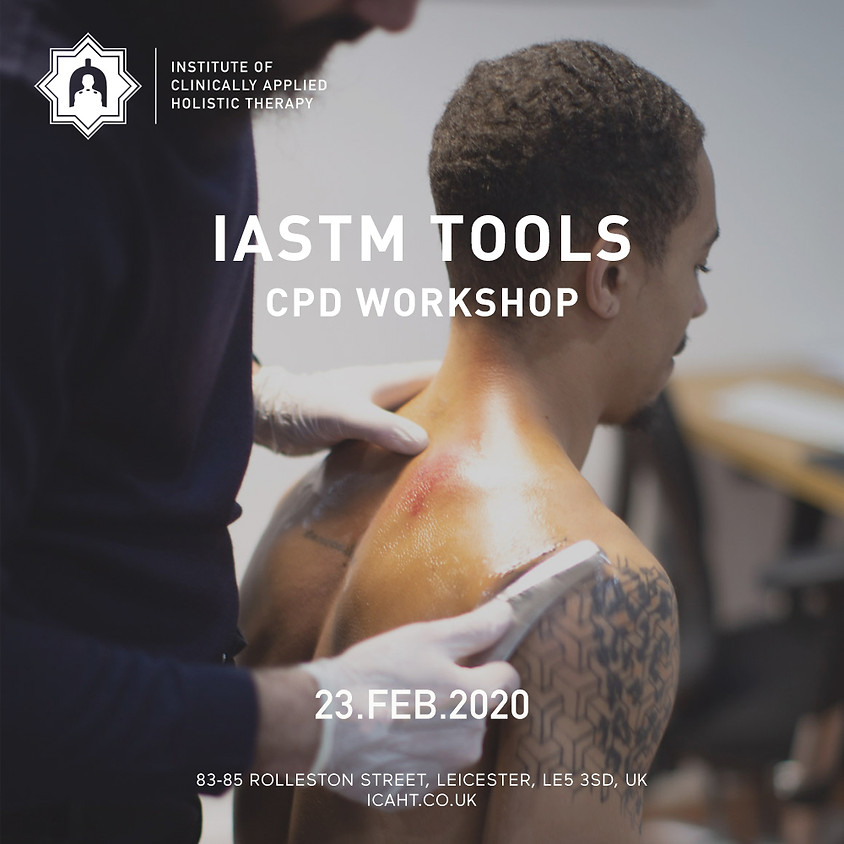 Advanced IASTM Tools Practitioner Workshop (CPD)
