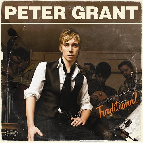 Peter Grant - Traditional - Signed copy
