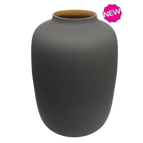 Artic large black Ø32,5 x H45 cm