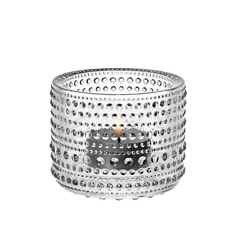 Iittala Kastehelmi Sfeerlicht 64 mm Transparant