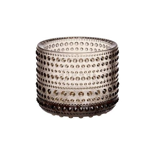 Iittala Kastehelmi Sfeerlicht 64 mm bruin