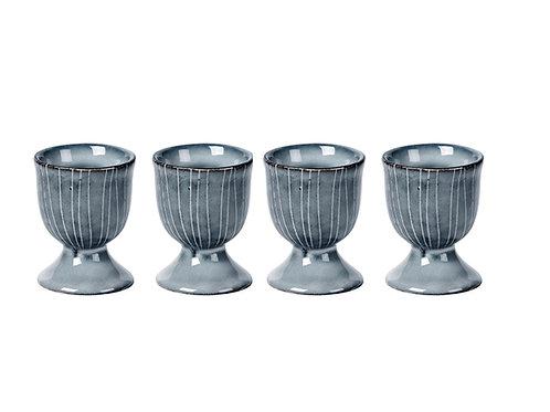 Set van 4 eierdopjes Nordic Se