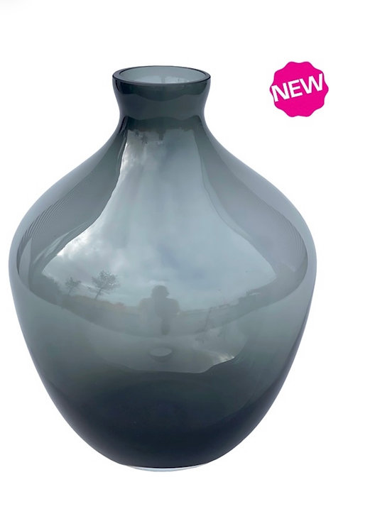 Traun grey Ø23,5 x H30 cm