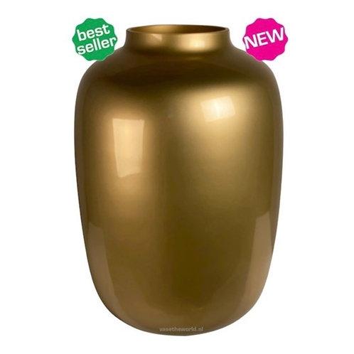 Artic large gold Ø32,5 x H45 cm