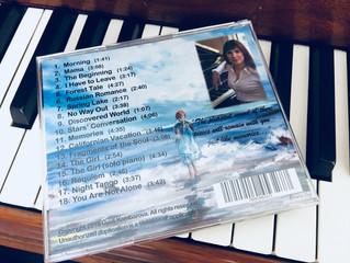 "CD ""Memories"" has arrived!"