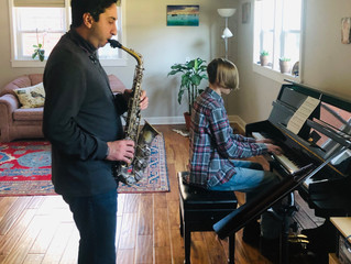 Chamber Music at Our Piano Studio