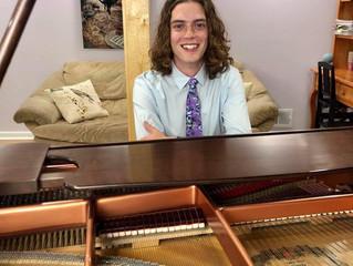 """New Piano Teacher At """"PianissiMore"""""""