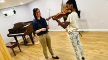 Violin And Cello Lessons