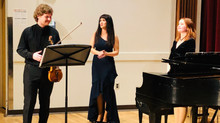 "My ""Sonata Concertante"" won a competition!"
